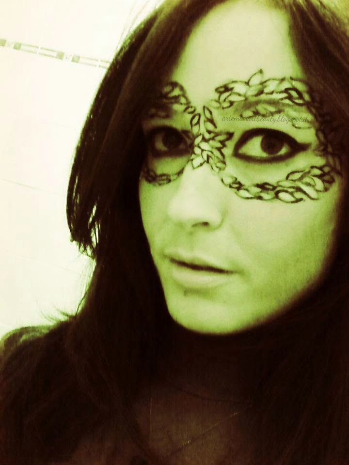halloween make up