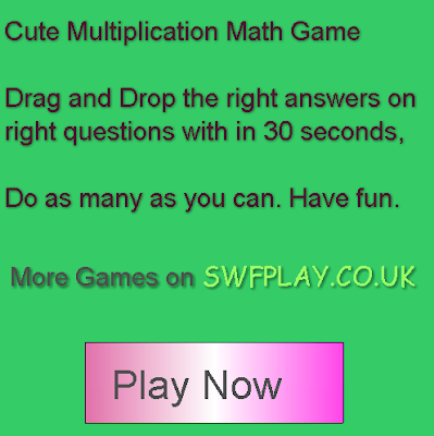 cool multiply math game
