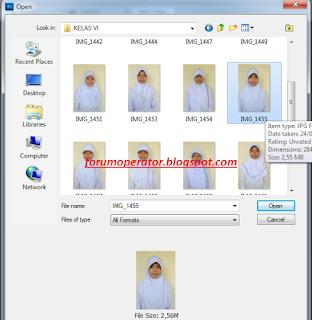 Cara Mudah Membuat Foto Hitam Putih Untuk Ijazah