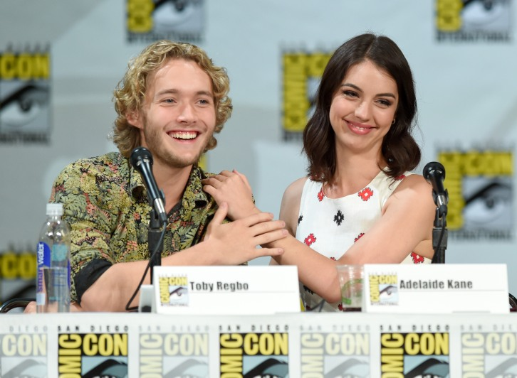 Comic-Con 2014 - Videos and Photos from 24th July - Various Shows