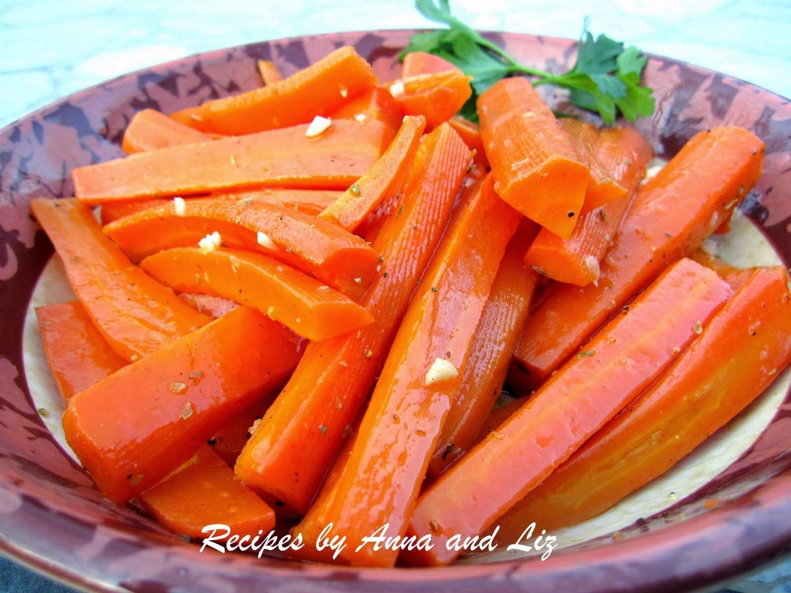 Fresh Carrot Salad