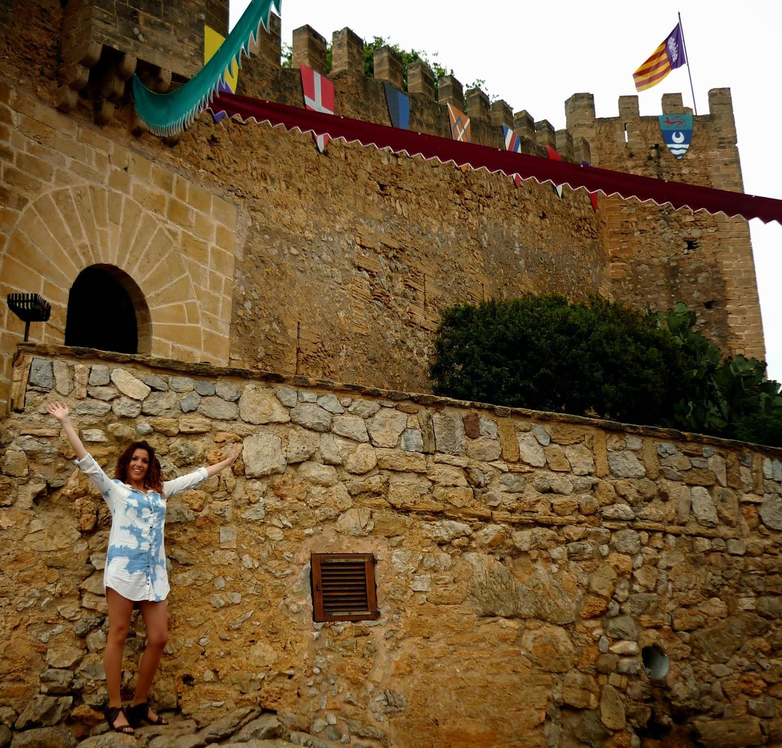 castillo de capdepera mallorca
