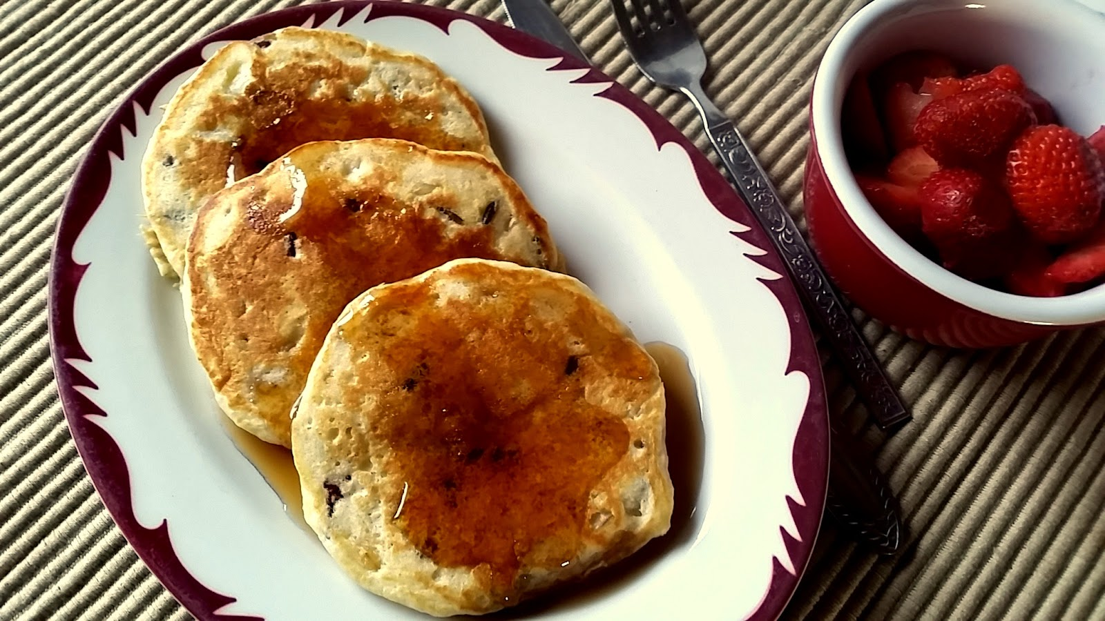 Mennonite Girls Can Cook: Wild Rice Pancakes