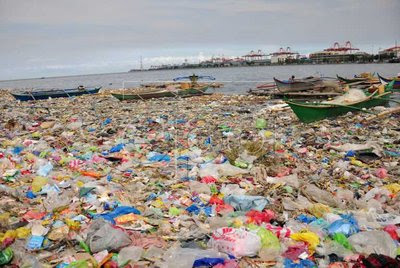pollution images info - Water Pollution in Manila Bay,Philippines pollution picture