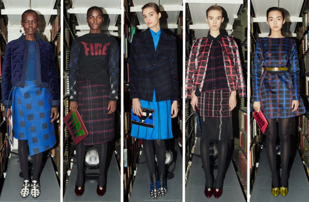The Most Destined for 'It' Status from Kenzo Pre-Fall 2014