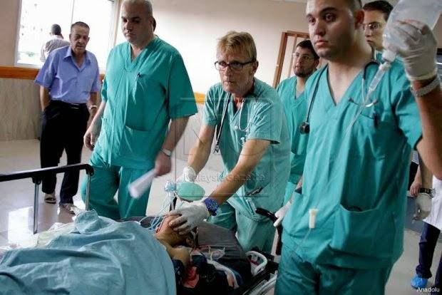 Jahatnya Yahudi Israel melebihi haiwan yang tidak berakal Dr Gilbert