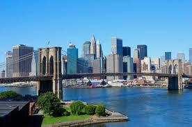 Puente de Brooklyn de Nueva York