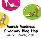 March Madness Giveaway Blog Hop