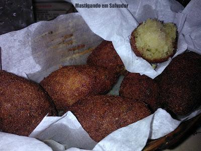 Navona Bar do Tonho: Croquetes de Bacalhau