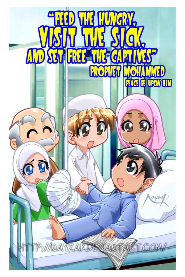 Gambar Kartun Islami Nayzak Feed Hungry Dakwah Islam Tag Akhwat