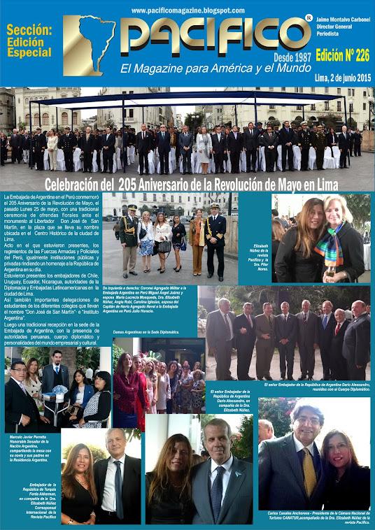 Revista Pacífico Nº 226 Edición Especial