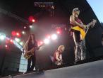 Scorpions, 9 iunie 2011, bucata acustica, Rudolf Schenker, Pawel Maciwoda, James Kottak si o bucatica din Matthias Jabs