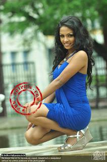 Shalani Tharaka thighs