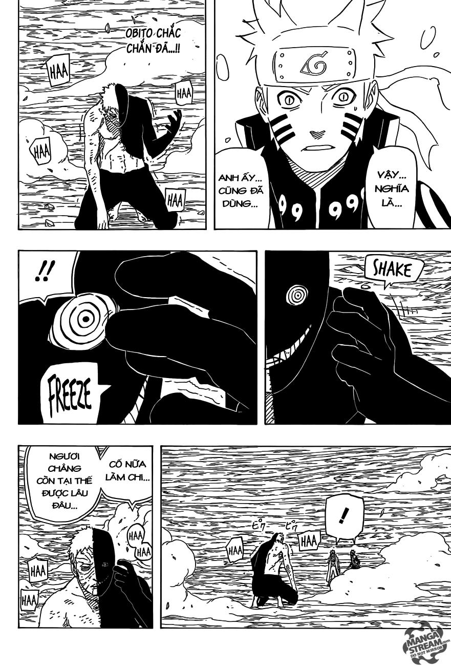 Naruto chap 659 Trang 8 - Mangak.info