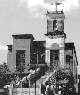 Capela edificada por iniciativa de Nhá Chica, em Baependi, obedecendo ordem de Nossa Senhora