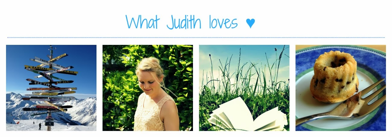 WHAT JUDITH LOVES