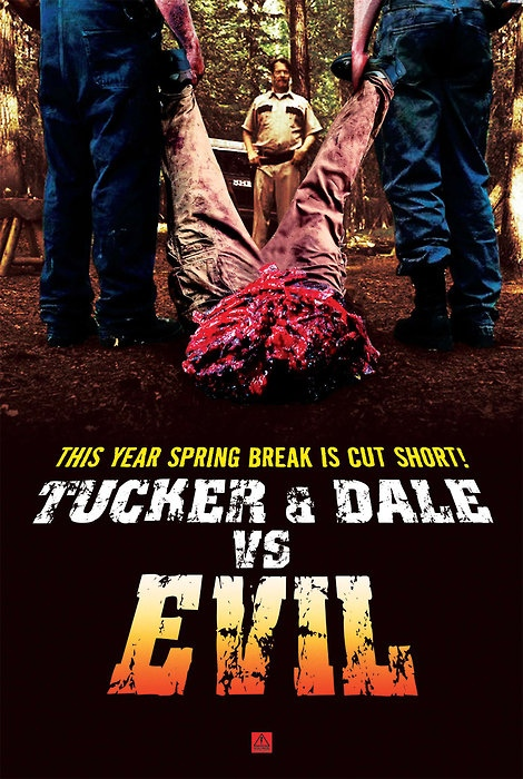watch tucker dale evil