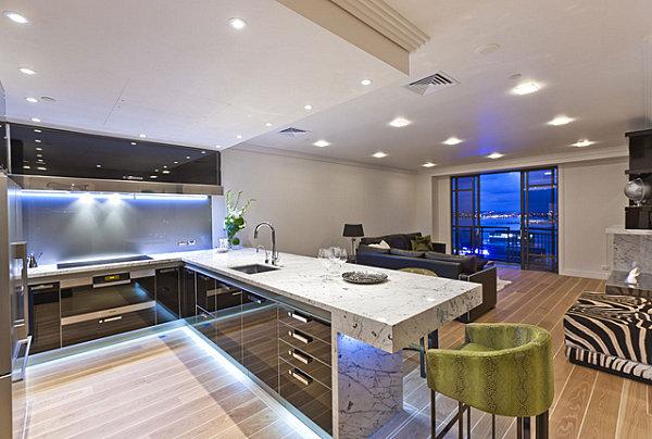 Gambar Desain Dapur Minimalis Modern
