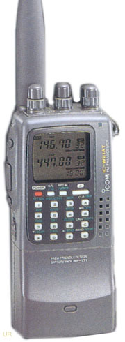 Icom IC-W21AT