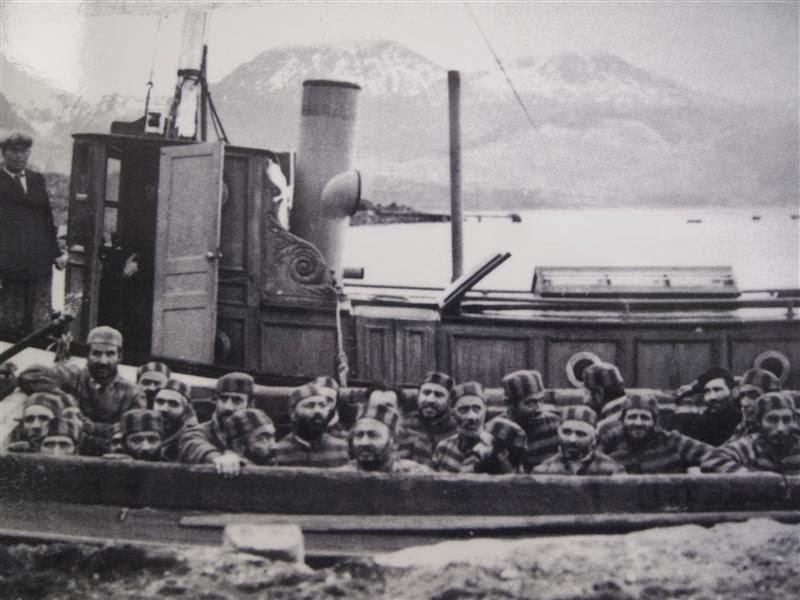 Presos de Ushuaia