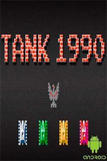 Poster Tank 1990
