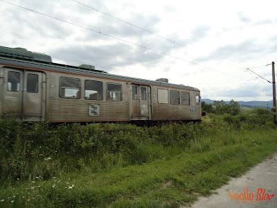 Tren CFR Galautas