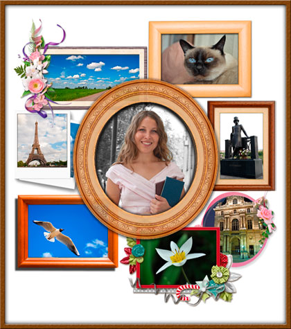 Free Photo Frame 1.0 Crear Marcos De Fotos Virtual | Ap