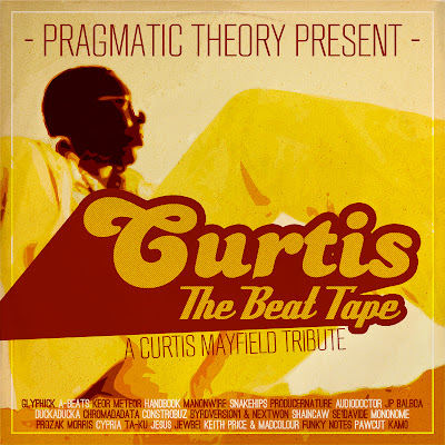 Curtis The Beat Tape - A Curtis Mayfield Tribute (free dl)