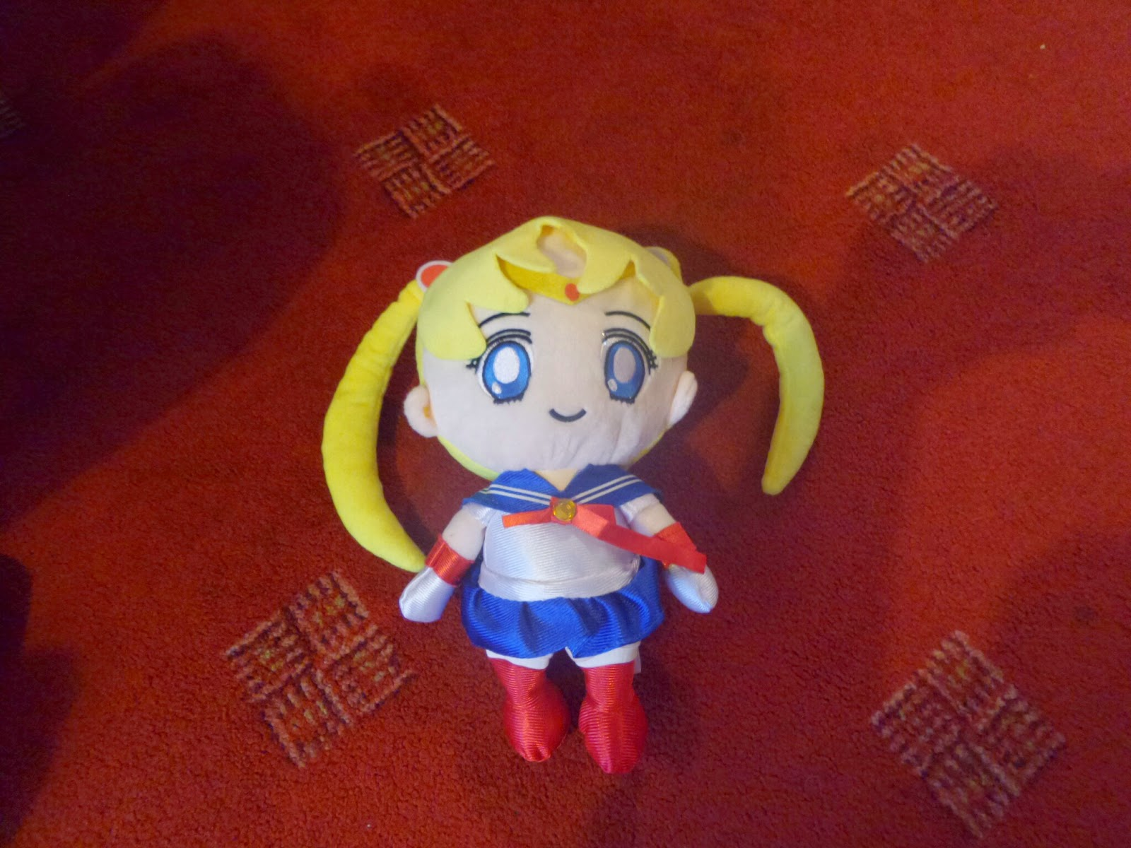 Top Ender's Sailor Moon Plush