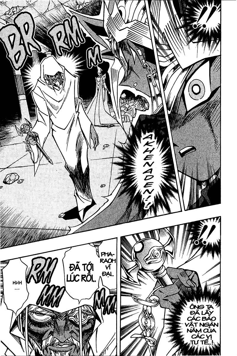 YuGi Oh – Vua Trò Chơi chap 319 Trang 11