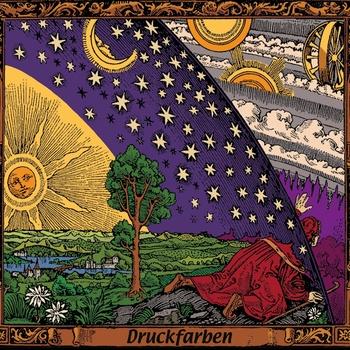 Druckfarben CD Cover