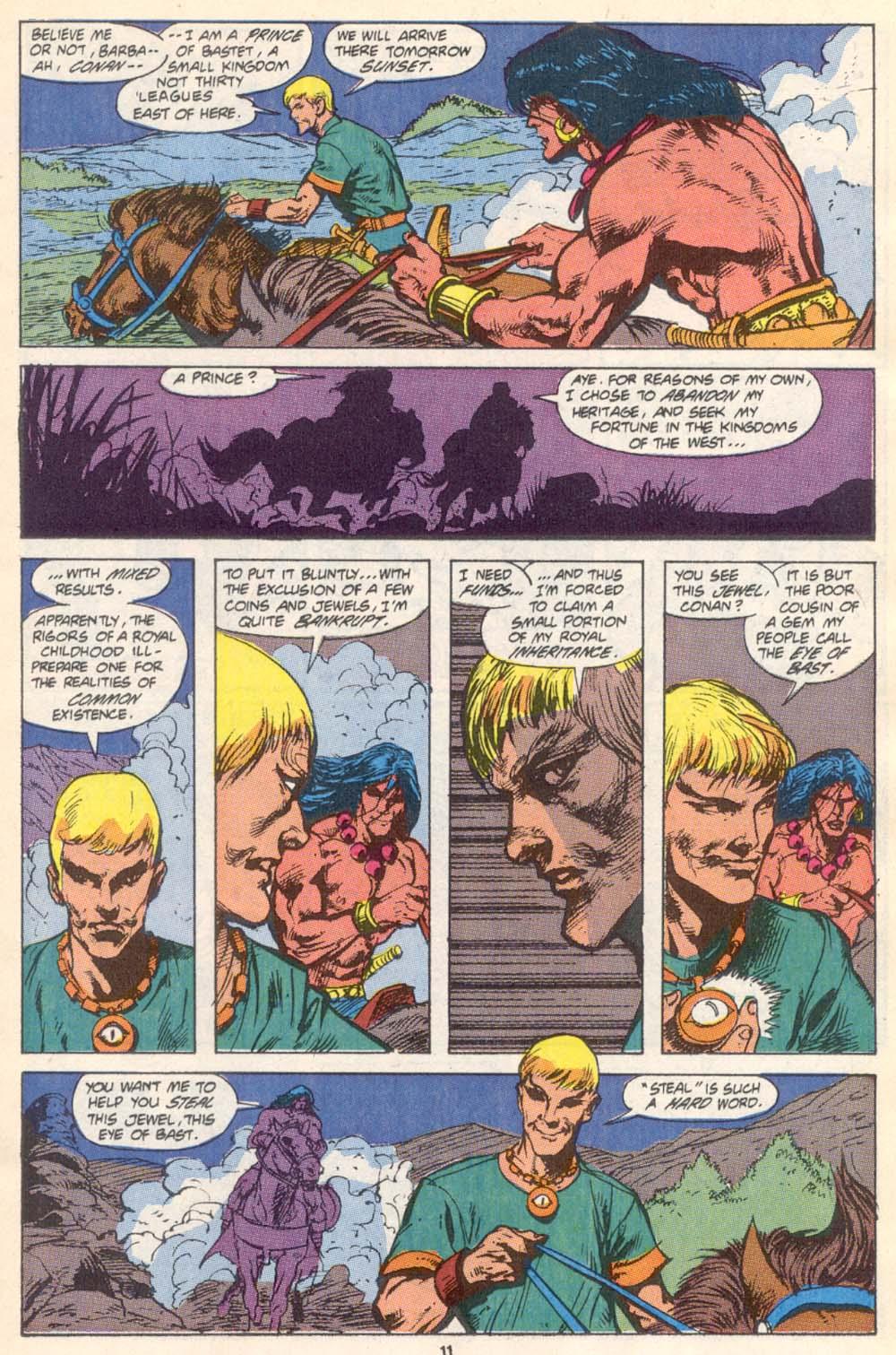 Conan the Barbarian (1970) Issue #226 #238 - English 9