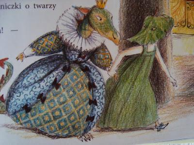 książka o księżniczkach i smokach, recenzja