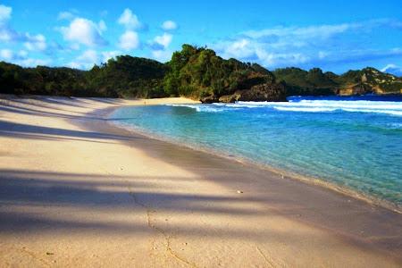 Pantai Srau (Gambar 2). ZonaAero