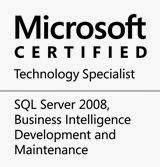 MCTS Microsoft BI