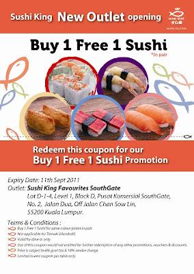 Sushi King malaysia