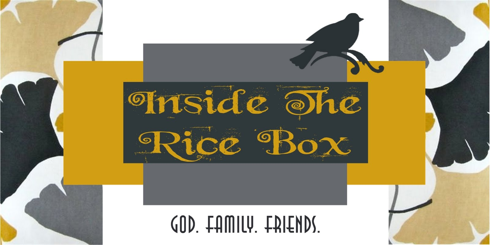 Inside The Rice Box