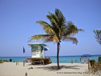 SOUTH BEACH LIFEGUARD STAND, HALLANDALE BEACH, FLORIDA