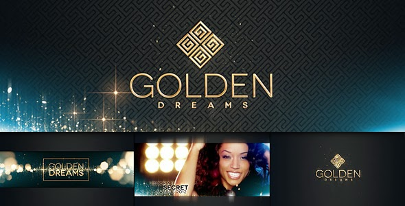 VideoHive Fashion 3 - Golden Dreams