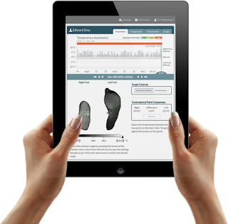 Podimetric's Innovative System Predict And Prevent Diabetic Foot Ulcers