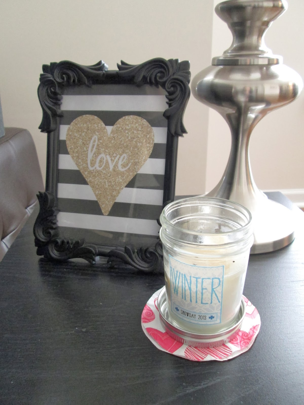 Free printable home decor update