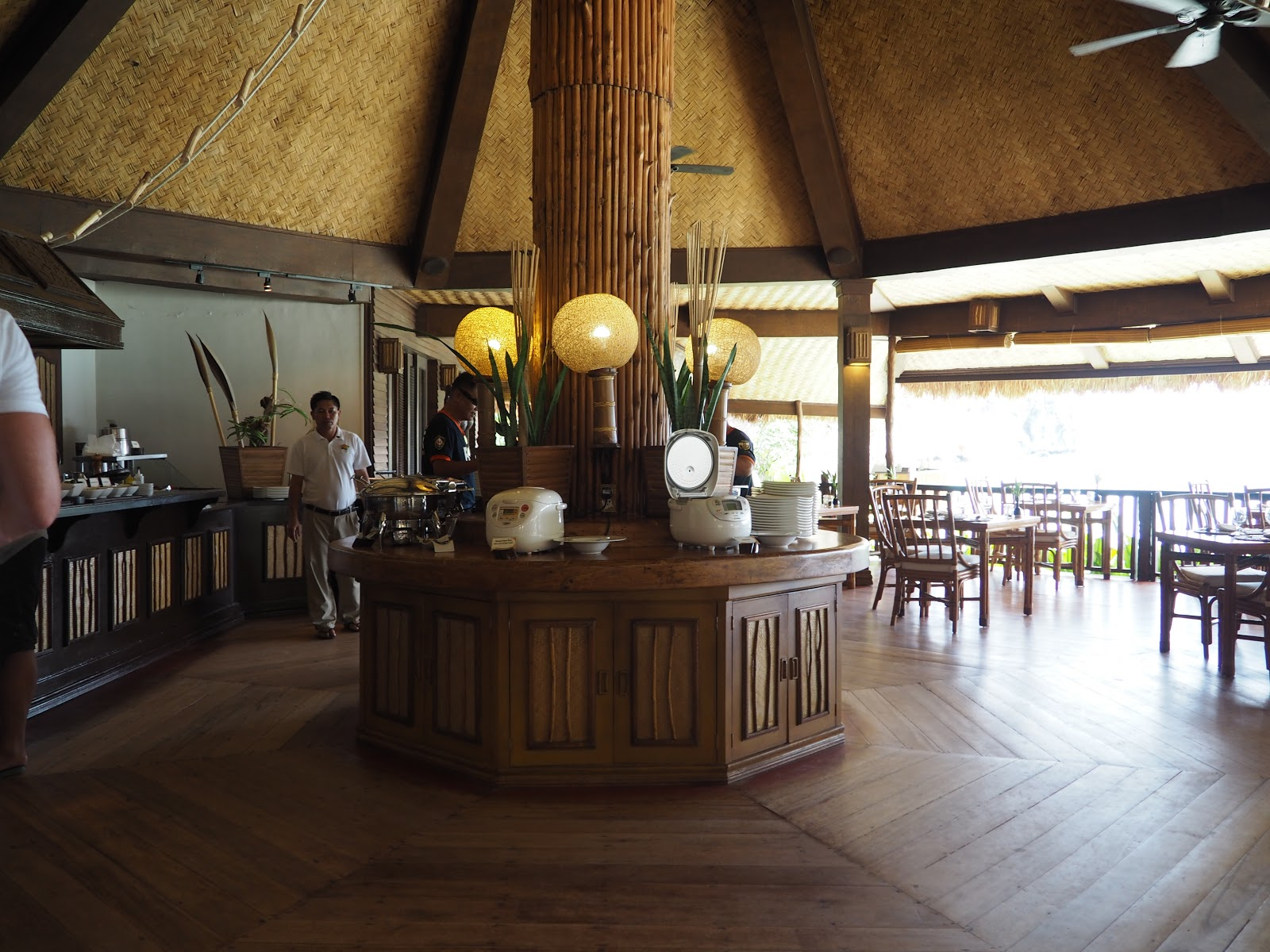 Buffet, El Nido Resort