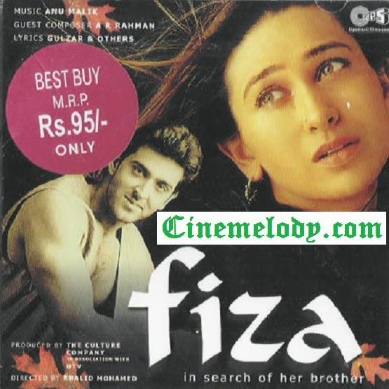 Fiza (2000) Hindi Mp3 Songs Free  Download