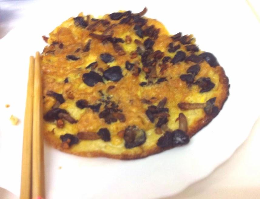 Tortilla Guan y Palos