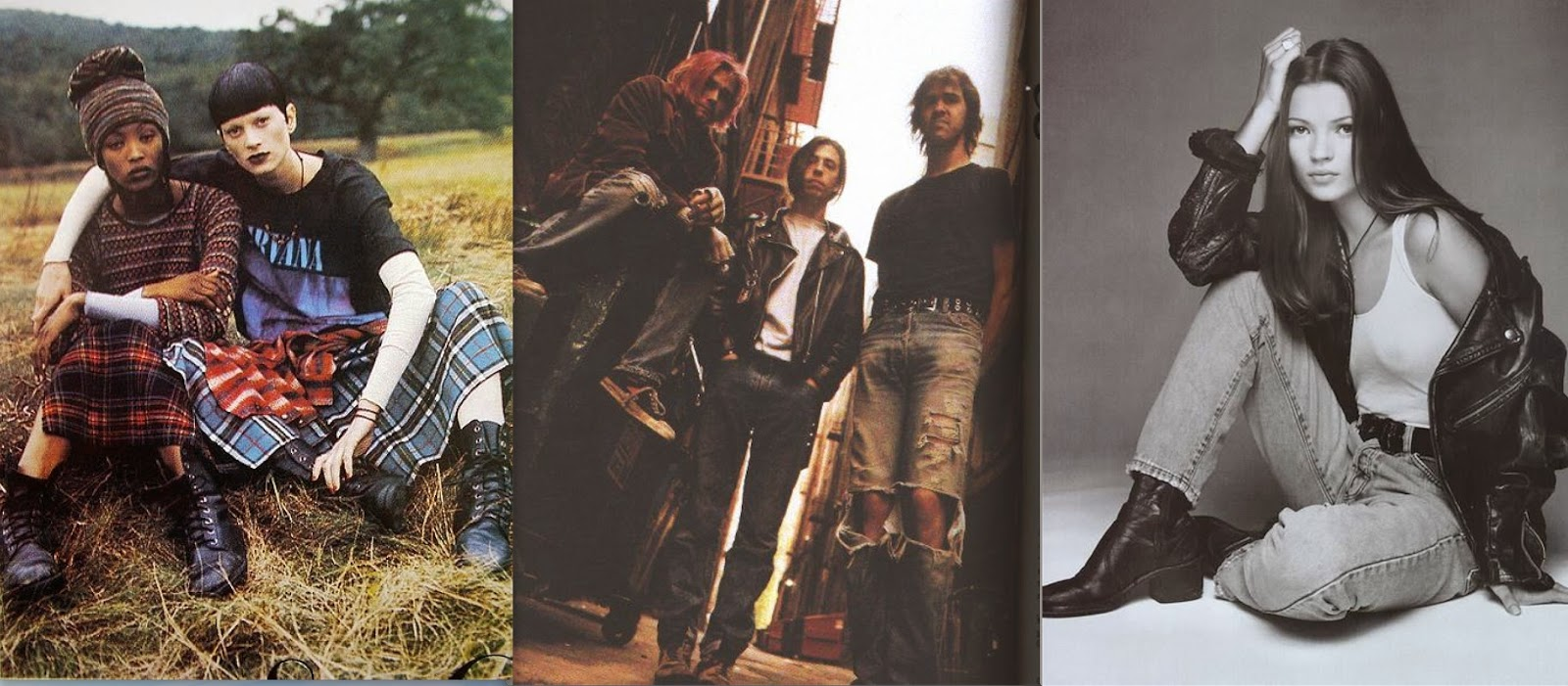 Grunge bands