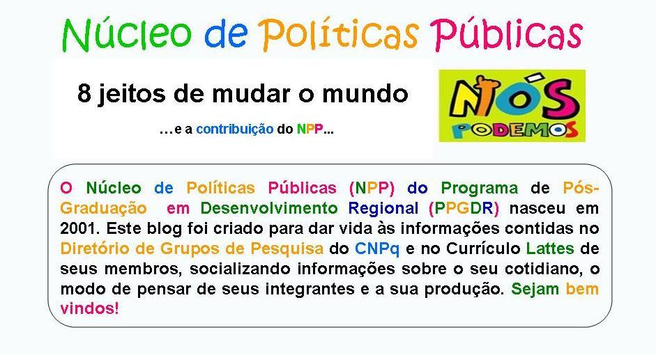 Núcleo de Políticas Públicas
