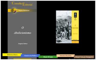 O Abolicionismo - Joaquim Nabuco - www.professorjunioronline