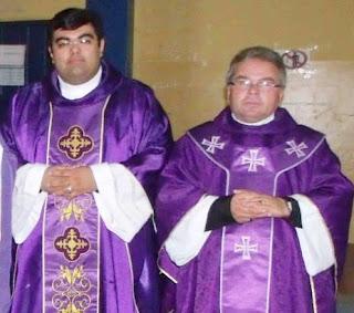 Arquidiocese da Paraíba transfere 15 padres para novas paróquias
