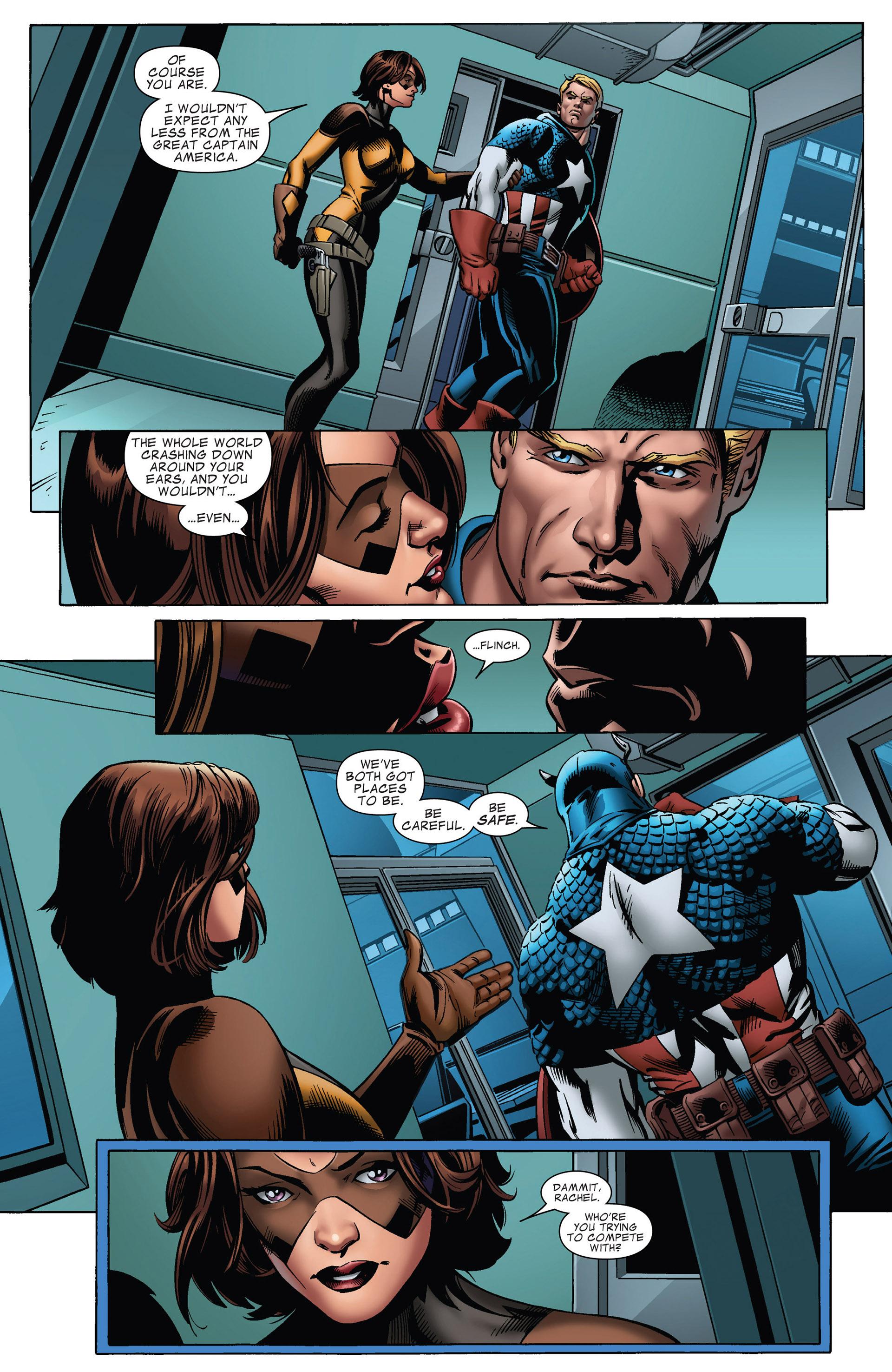 Captain America (2011) Issue #17 #17 - English 13