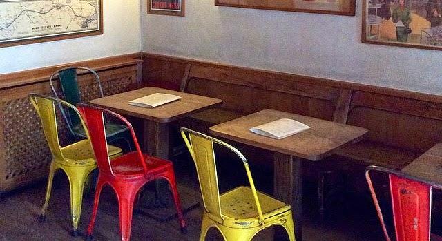 Cafetería en La Latina